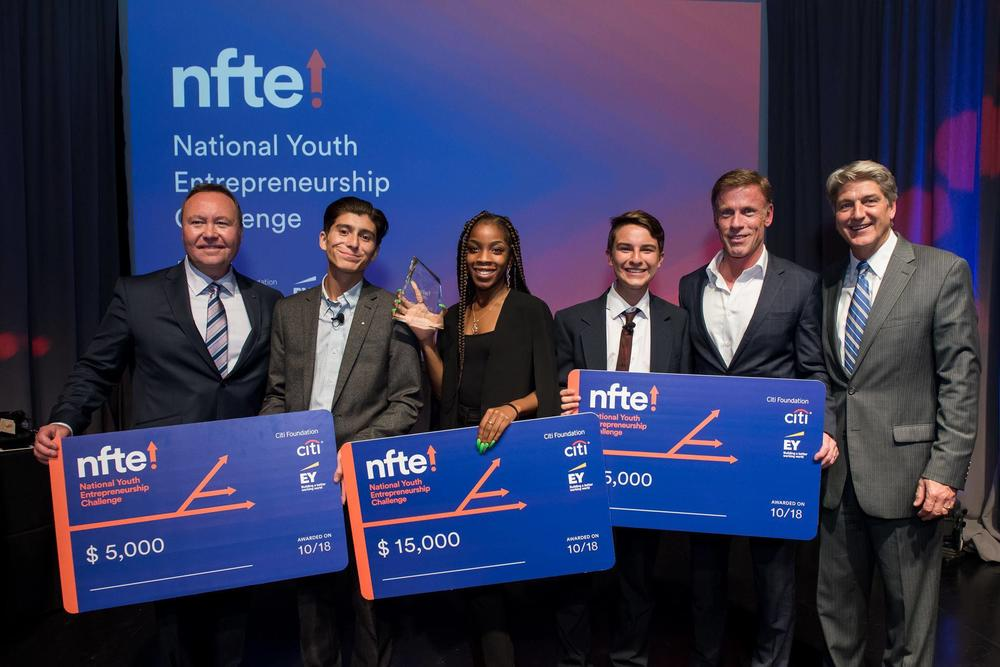 finalists of NFTE competition